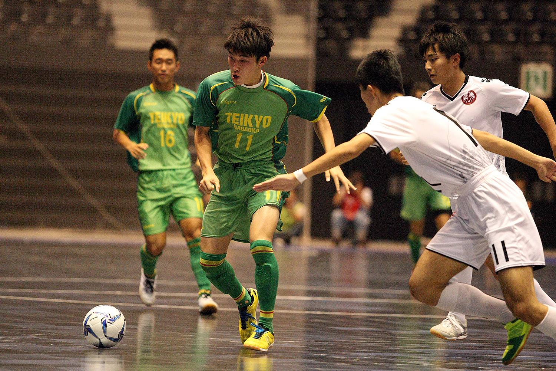 サッカー 帝京 長岡 高校