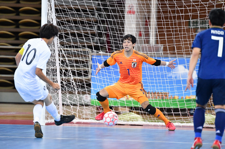 動画】日本のゴールを守り、AFCフットサル選手権本大会出場へと導いた ...