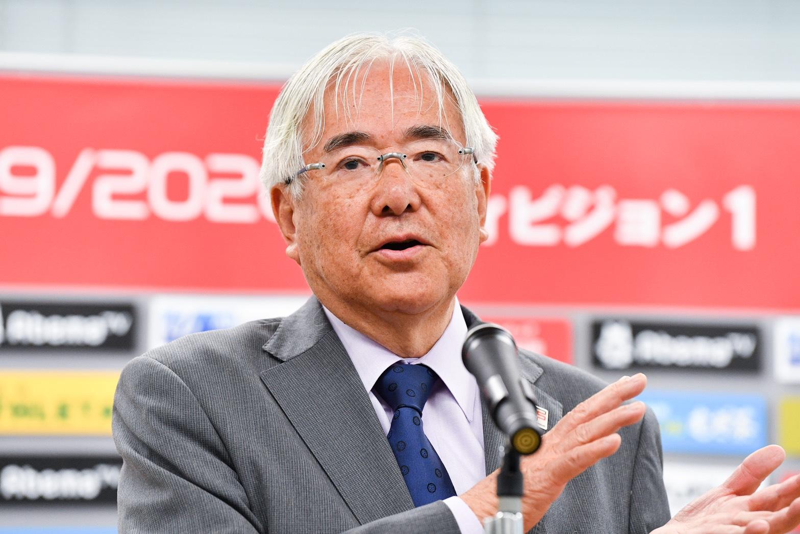 小倉純二COOが任期満了。名誉COOに就任が決定! 新COOはエスポラーダ北海道実行委員の福村景樹氏が務める。