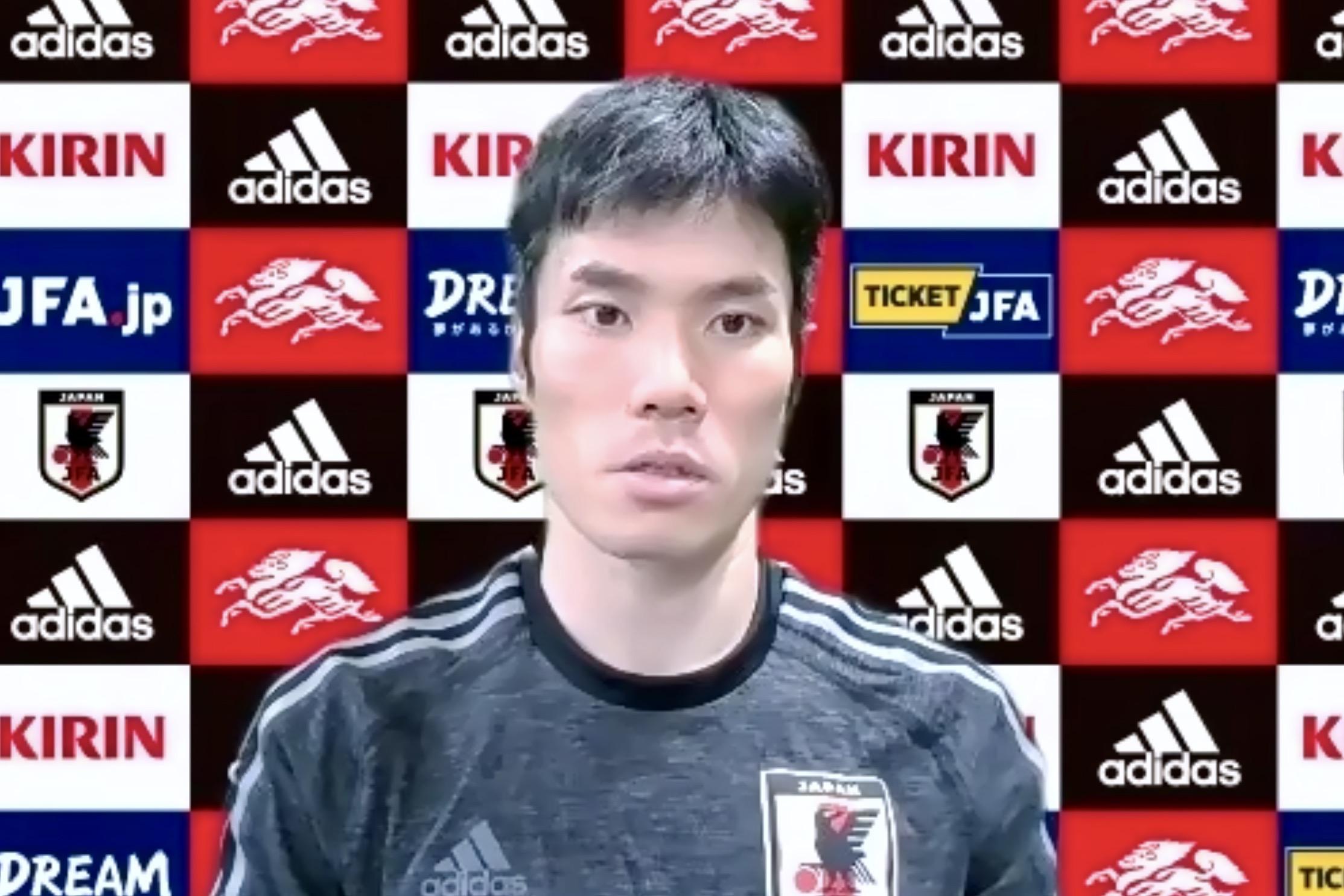 【日本代表/WEB取材】アジア選手権を3カ月後に控え、キャプテンの吉川智貴は敗戦をどう受け止めているか。「今日の試合に一切言い訳はない」