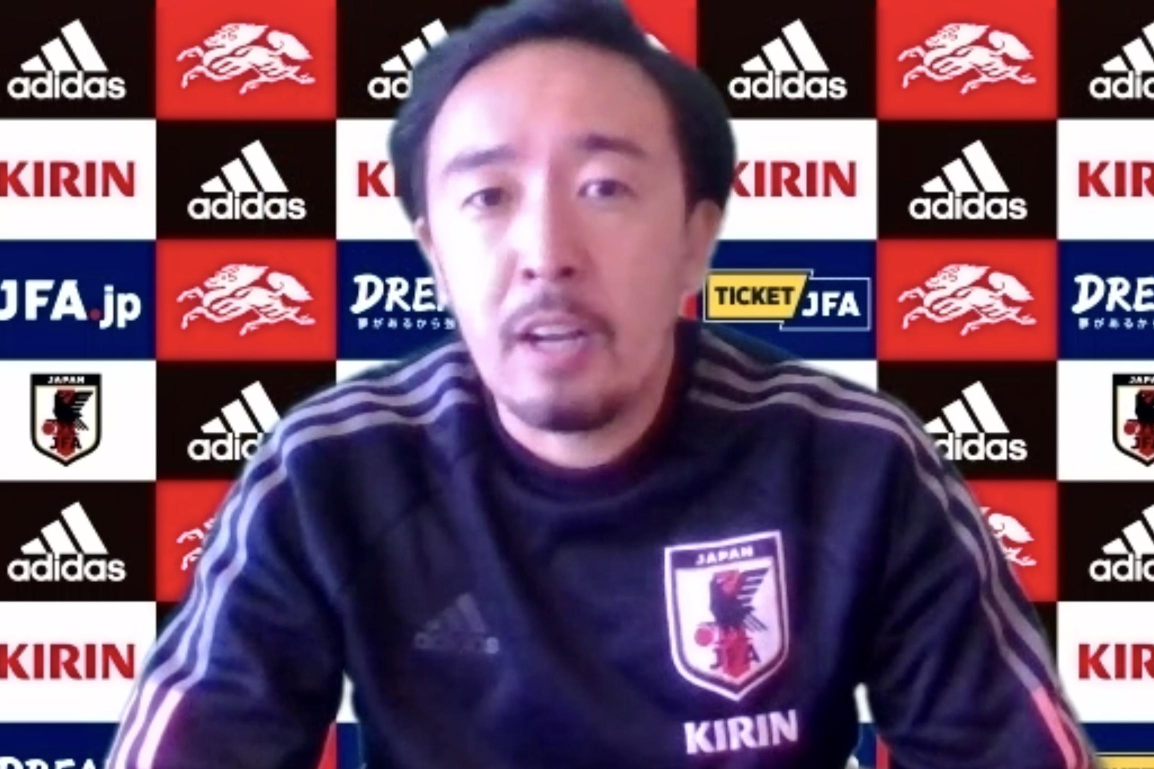 【日本女子代表/記者会見】10カ月ぶりの代表活動目前に、木暮監督は「優勝できるようなチームをつくる。そこが明確な目標」