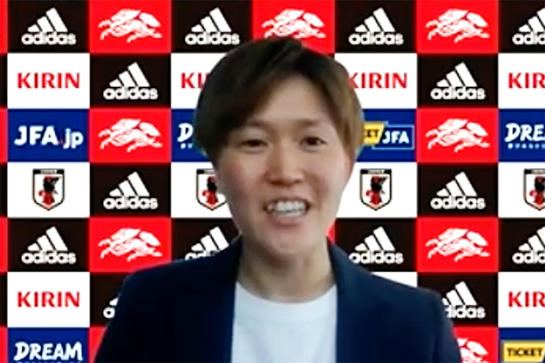 【日本女子代表/WEB取材】杉山藍子が意識した3年前のアジア選手権メンバーとしての振る舞い。「練習に対する姿勢やマインドは、常に自分が一番で見せられるように」