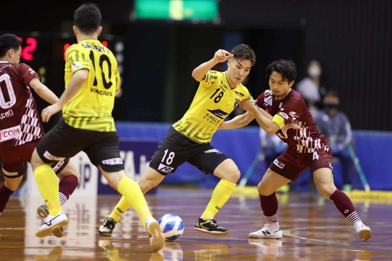 【日本代表/WEB取材】Fリーグ新人王の20歳・毛利元亮が胸に秘める覚悟。「世界で戦える選手になって日本をW杯で優勝させたい」