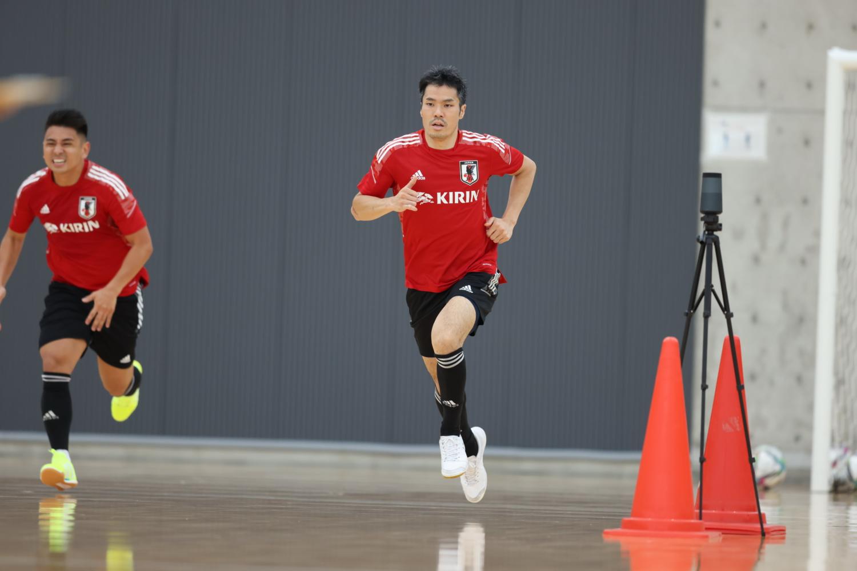 【日本代表/WEB取材】「一体感は、他国よりも優れている」。誰より欠かせない選手、吉川智貴が感じるブルーノ・ジャパン