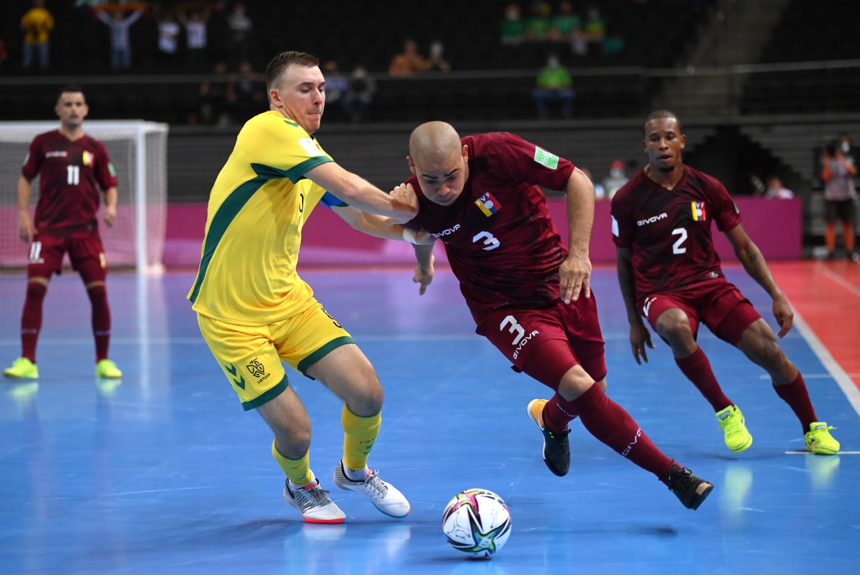 フットサルW杯が開幕!前回準優勝のロシアが圧巻9ゴール。初出場のリトアニアは善戦するも…… W杯初日