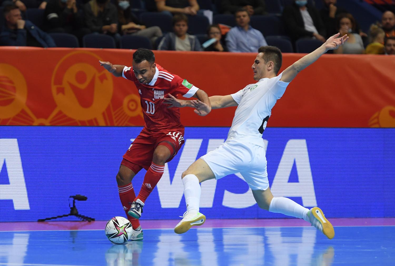 カザフスタン、ベネズエラ、ロシアがラウンド16進出! 開催国リトアニアは敗退濃厚 技術革新2ゴール動画&解説  W杯4日目