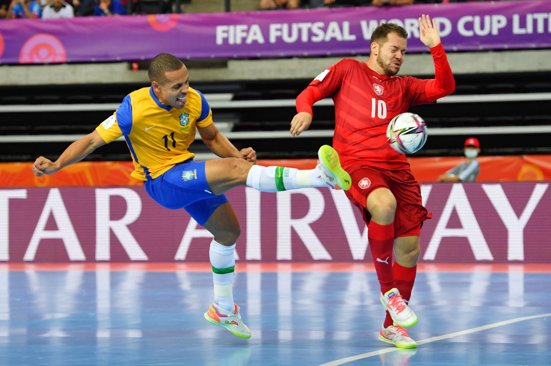 強豪国ブラジル、ポルトガルがグループを突破! タイ、ベトナムは最終戦に望み|フェラオの2ゴール解説&動画|W杯5日目